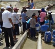 حزب الأصالة والمعاصرة بإقليم تاونات منشغل بوضعية نذرة المياه في الإقليم ويحمل المسؤولية  للقطاع الحكومي الوصي